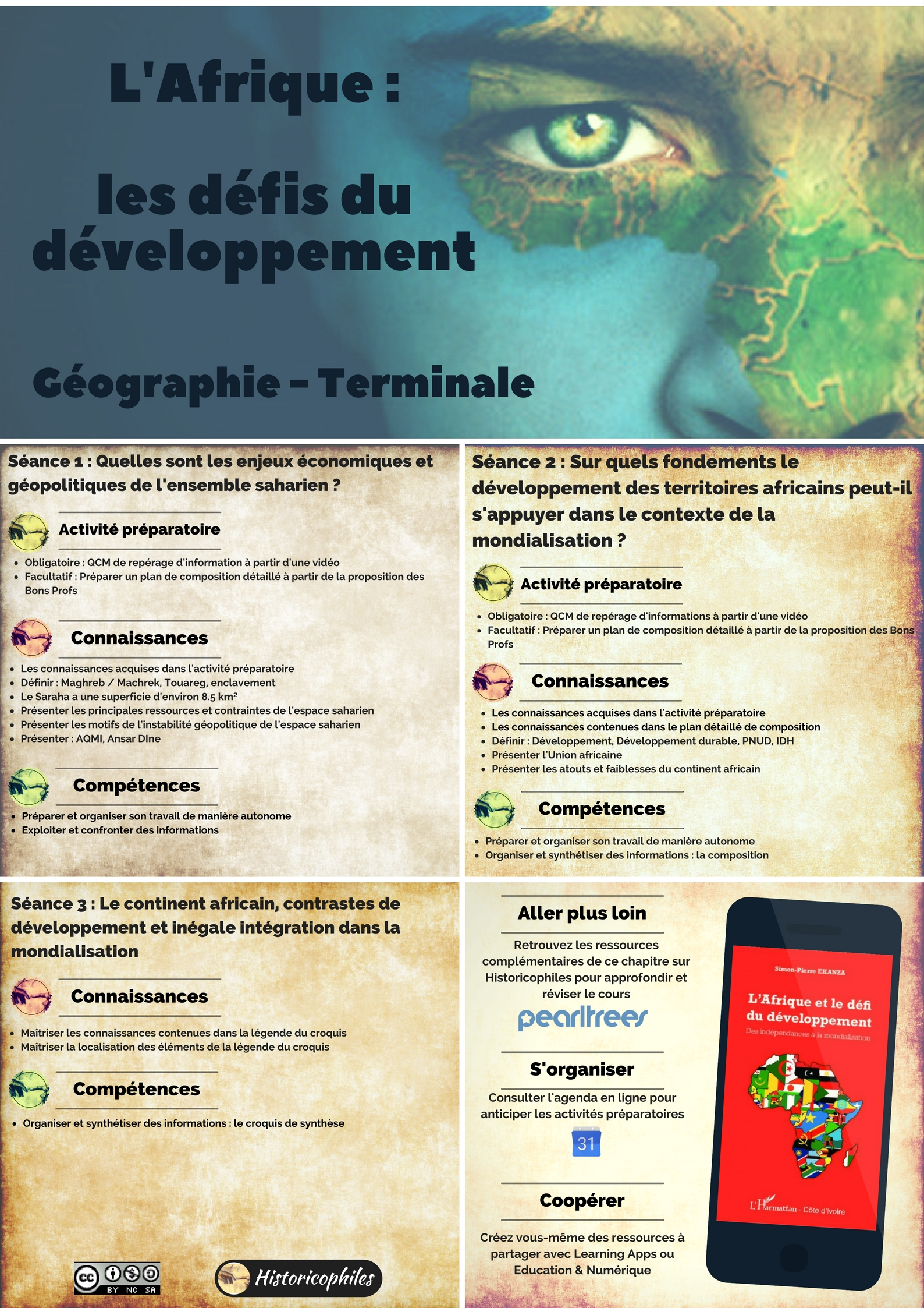 L'Afrique - les défis du développement