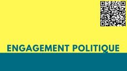 Engagement politique électoral