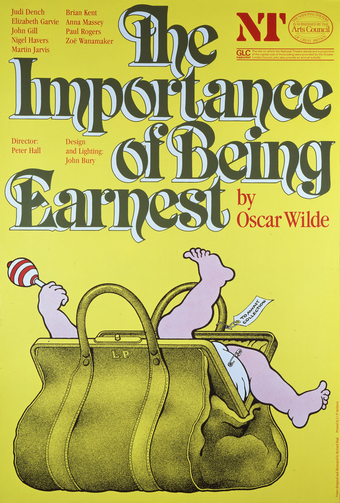 antithesis in importance of being earnest First performed in 1895, the importance of being earnest is a play written by oscar wildethough on the surface, the play was merely a frivolous comedy, its deeper meanings directly attacked the basis of victorian society.