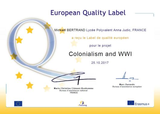 European Label Quality