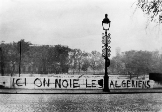 Day After Demonstration Of October 17, 1961 In Paris